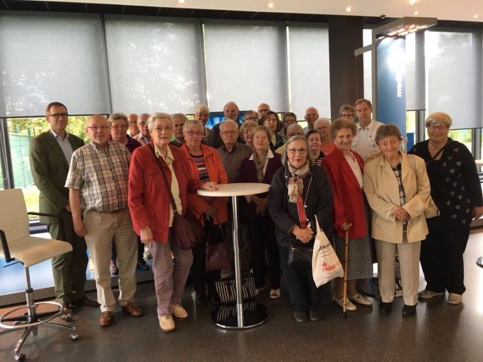 Gruppenbild aus Frankfurt